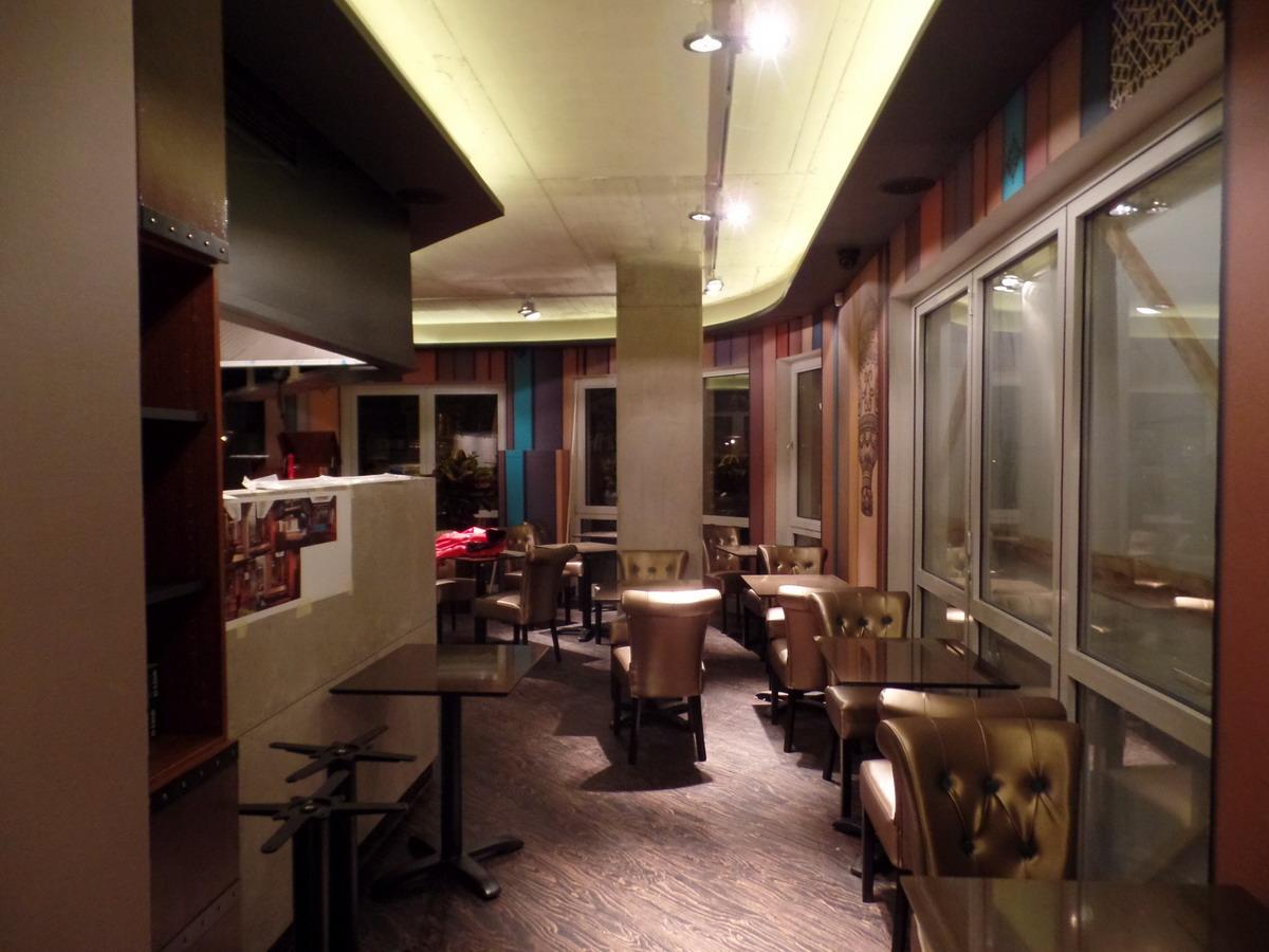 food boutique - étterem felújítása