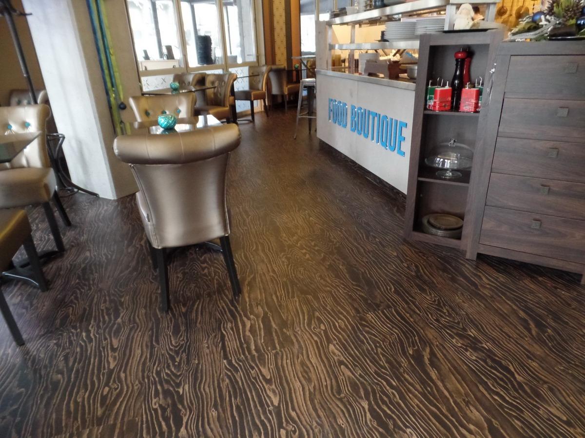 food boutique - étterem felújítása, generálkivitelezés munkához